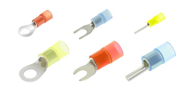 510 Register 5   Isolierte Kabelschuhe und Verbinder © Copyright   Eisenacher elektroTECHNIK GmbH