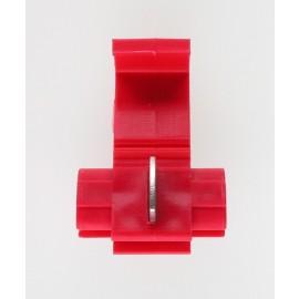 Abzweigklemmverbinder rot