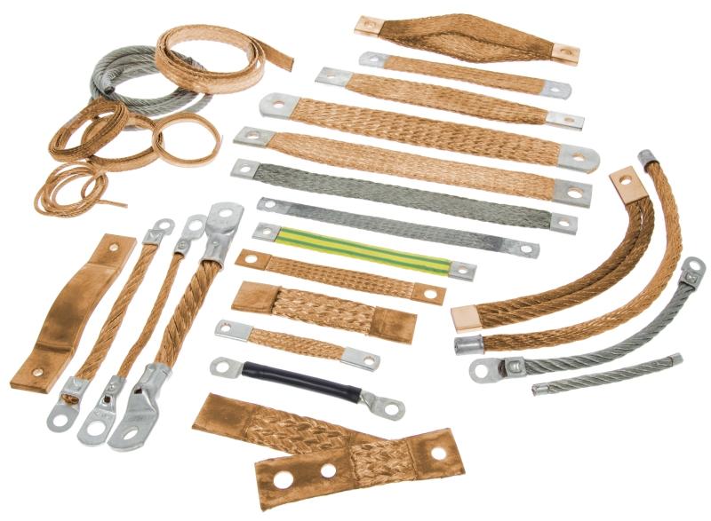 70 Register 7   Masse  und Erdungsbänder © Copyright   Eisenacher elektroTECHNIK GmbH