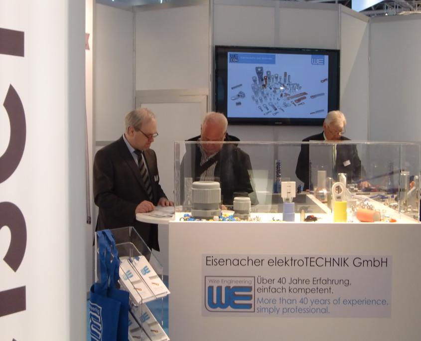 HMI2015 B08 845x684 Messerückblick © Copyright   Eisenacher elektroTECHNIK GmbH